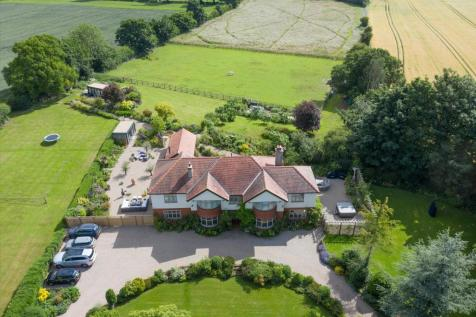 Knaresborough Road, North Deighton, Wetherby, North Yorkshire, LS22. 5 bedroom detached house for sale