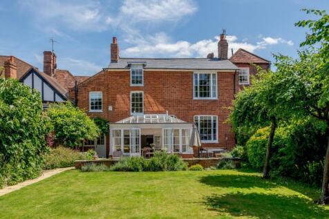 Bell Street, Henley-on-Thames, RG9. 5 bedroom terraced house for sale