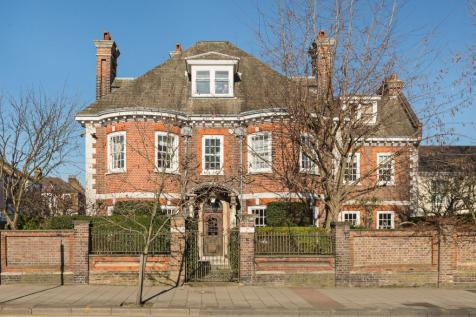 Harrow Road, Kensal Rise, Westminster, NW10. 5 bedroom detached house for sale