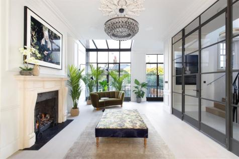 Chepstow Villas, Notting Hill, W11. 5 bedroom semi-detached house for sale
