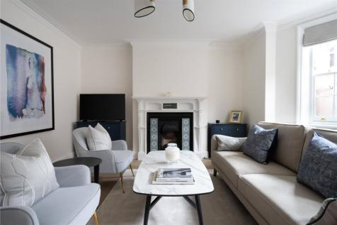 Abingdon Mansions, Notting Hill, W8. 3 bedroom apartment