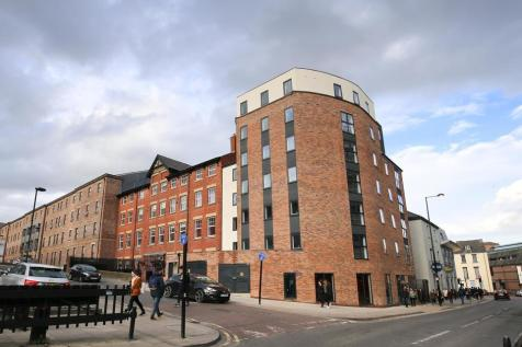 St. James Street, Newcastle Upon Tyne. 46 bedroom block of apartments for sale