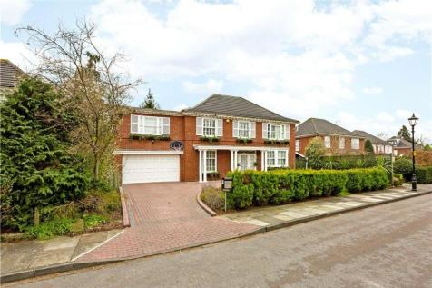 Dickens Close, Richmond, TW10. 5 bedroom detached house
