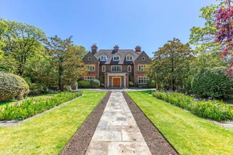 Church Road, Richmond, TW10. 6 bedroom detached house for sale