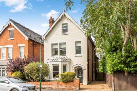 Seymour Road, Hampton Wick, Kingston upon Thames, KT1. 5 bedroom detached house for sale