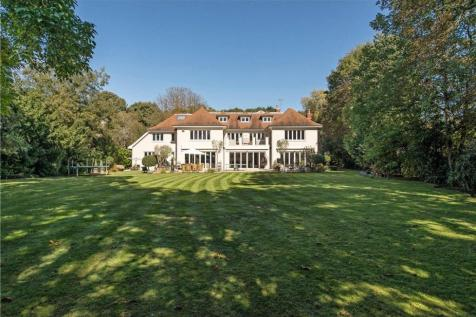 Church Road, Ham, Richmond, Surrey, TW10. 7 bedroom detached house