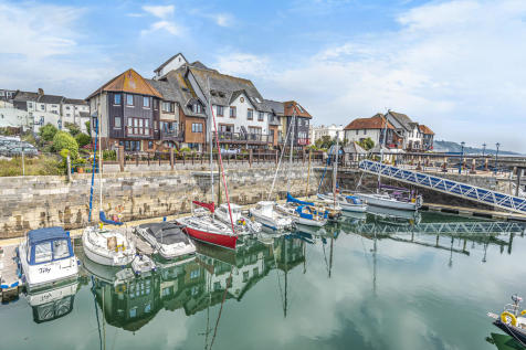 Custom House Lane, Millbay Marina Village. 4 bedroom terraced house