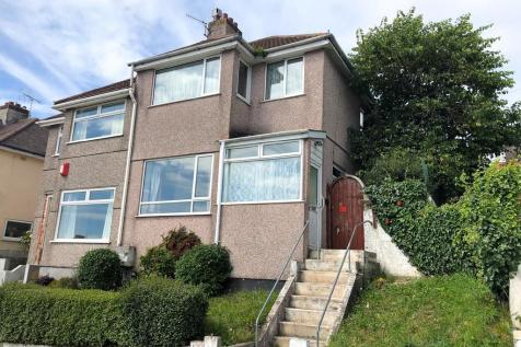 Bridwell Road, Weston Mill, Plymouth. 3 bedroom semi-detached house
