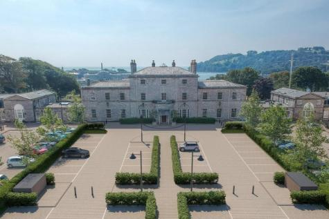 Boscawen, Admiralty House, Plymouth. 1 bedroom apartment