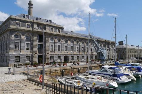 Mills Bakery, Royal William Yard, Plymouth. 2 bedroom apartment