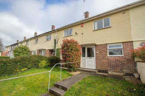 Boxhill Gardens, Pennycross, Plymouth. 2 bedroom terraced house