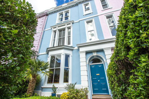 Durnford Street, Plymouth. 4 bedroom terraced house