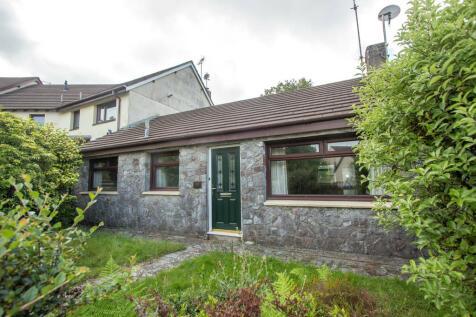 Clobells, South Brent. 2 bedroom terraced bungalow