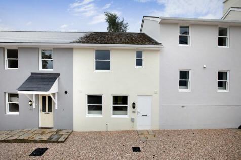 Forde Park, Newton Abbot, Devon. 2 bedroom mews house