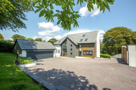 Plymbridge Road, Glenholt, Plymouth. 6 bedroom detached house