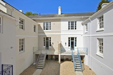 Buckthorn House, Park View, Forde Park, Newton Abbot. 2 bedroom terraced house