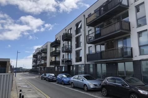 Brittany Street, Millbay, Plymouth. 1 bedroom apartment
