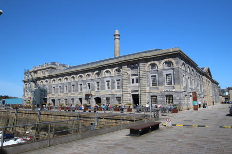 Royal William Yard, Plymouth. 3 bedroom penthouse