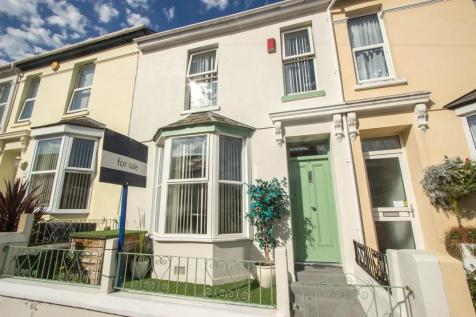 Widey View, Hartley, Plymouth. 2 bedroom terraced house