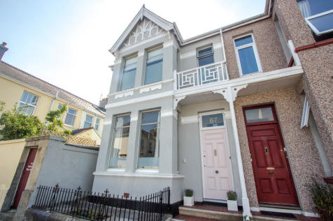 Peverell, Plymouth. 3 bedroom terraced house