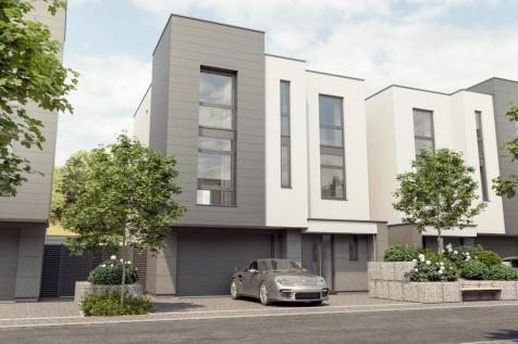 The Periwinkle, Mannamead, Plymouth. 4 bedroom detached house