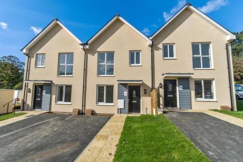 Copleston Heights, Tamerton Foliot, Plymouth. 2 bedroom end of terrace house