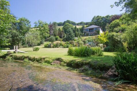 Looe, Cornwall. 5 bedroom detached house