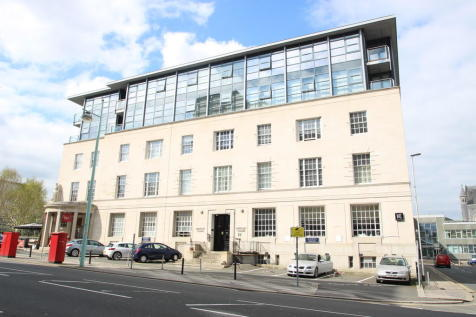 Berkeley Square, Notte Street, Plymouth. 1 bedroom apartment