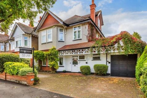 Derby Road, Cheam, Sutton, SM1. 5 bedroom detached house