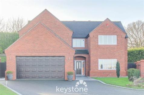 Hollins Court, Hawarden, Deeside.. 5 bedroom detached house