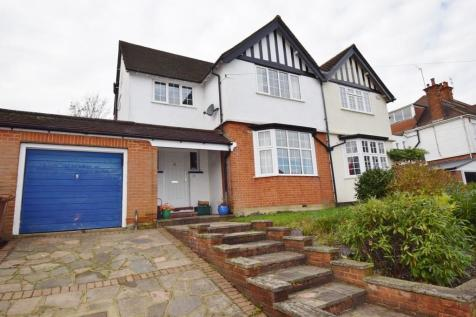 Love Lane, Pinner Village. 4 bedroom semi-detached house for sale