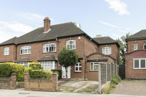 Woodberry Grove, London, N4. 5 bedroom semi-detached house for sale