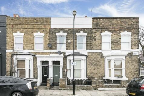 Batley Road, London, N16. 4 bedroom terraced house