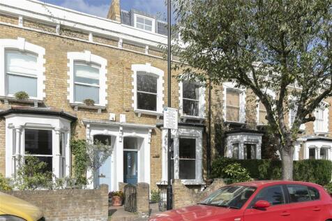 Winston Road, London, N16. 5 bedroom terraced house