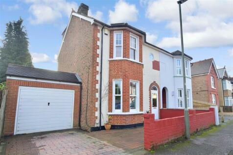 Lyme Regis Road, Banstead, Surrey. 5 bedroom semi-detached house for sale