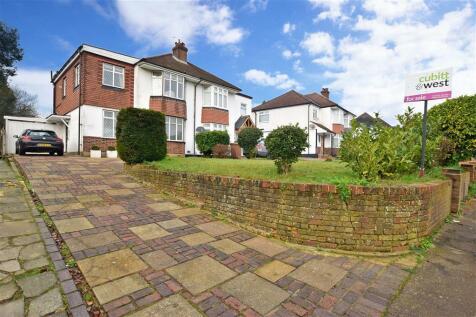 Brighton Road, Banstead, Surrey. 5 bedroom semi-detached house for sale