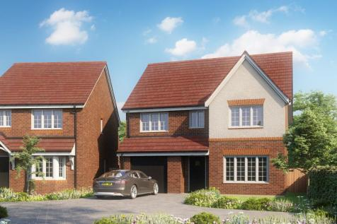 Shearing Close, Dudley. 4 bedroom detached house