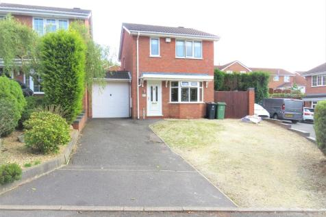 Wexford Close, Dudley. 3 bedroom detached house