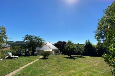 Langdown, Longdown, Exeter. 4 bedroom detached bungalow for sale