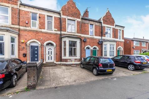 Wednesbury Road, Walsall. 6 bedroom terraced house