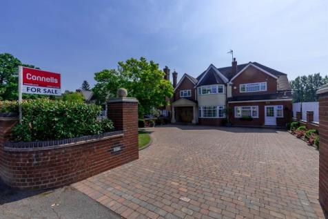 Broadway, Walsall. 6 bedroom detached house