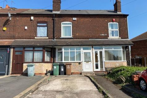 Lord Street, WALSALL. 3 bedroom terraced house