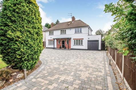 Broadway North, Walsall. 3 bedroom detached house
