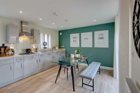 Bunford Heights, West Coker Road, Yeovil. 4 bedroom detached house