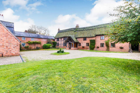 Main Street, Leire, Lutterworth. 5 bedroom detached house for sale