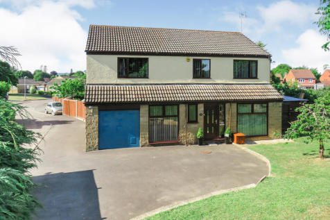 Waterfield Close, Bishops Hull, Taunton. 5 bedroom detached house