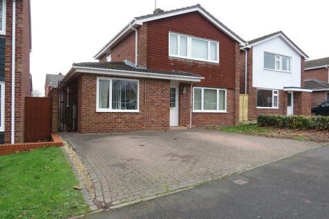 Longmead Way, Taunton. 4 bedroom detached house for sale