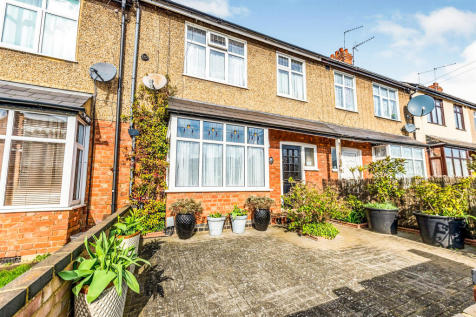 The Drive, Northampton. 3 bedroom terraced house for sale