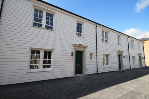 Coningsby Place, Poundbury, Dorchester. 2 bedroom mews house