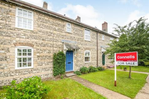 Valley Cottages, Winterbourne Abbas, DORCHESTER. 3 bedroom terraced house